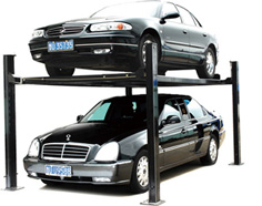 Four Post Car Parking Lift-FPP208S