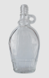 good quality Rum glass bottle with screw finish