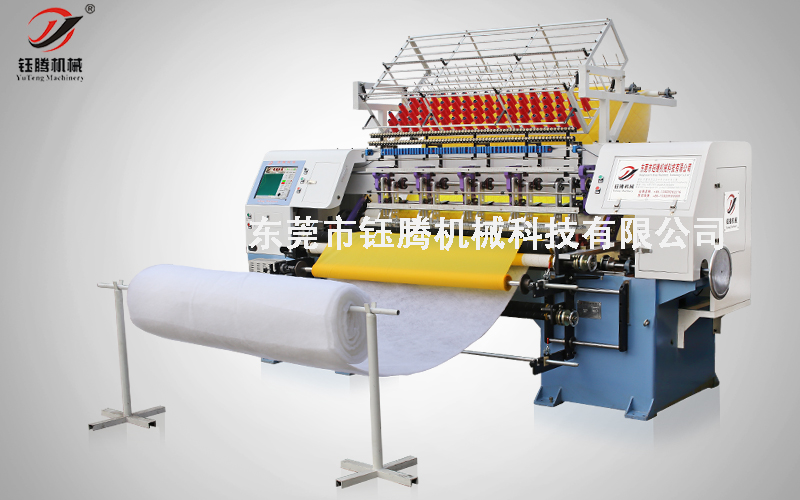 Automatic Quilt Quilting Machine Production Line YGB96-2-3