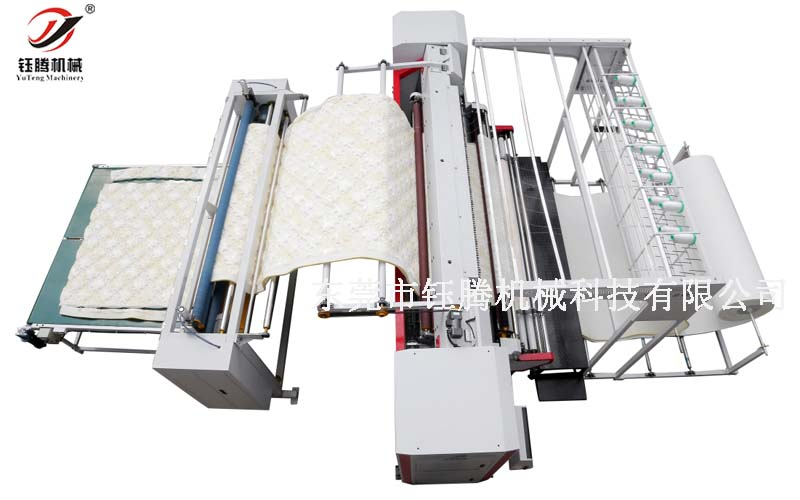 Automatic Mattress Cover Foam Making Quilting Machine  YT-3200B