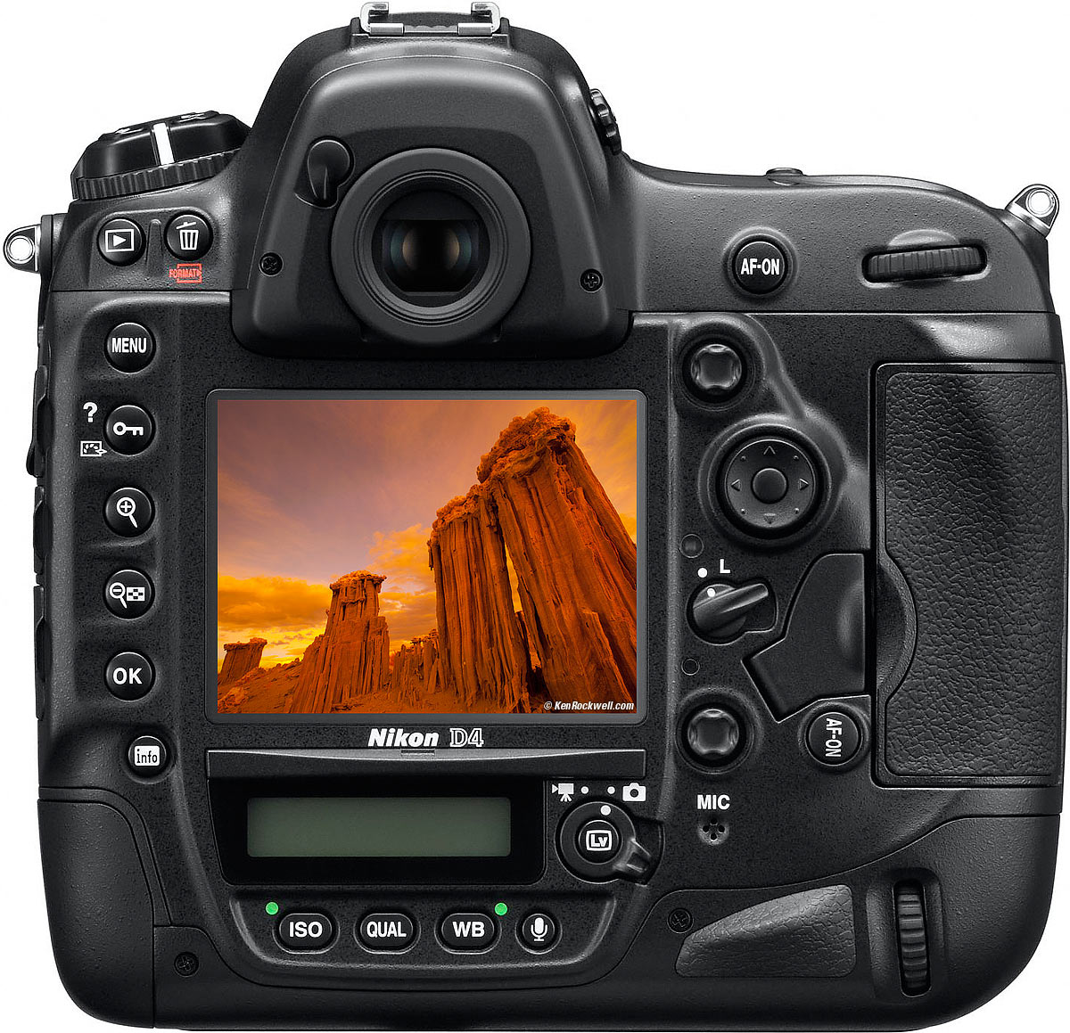 Nikon D4 Digital SLR Camera (Body Only).......1 unit.....$ 500 USD