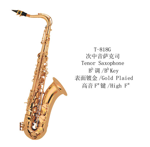 Professor All Size High Quality Tenor Saxophone