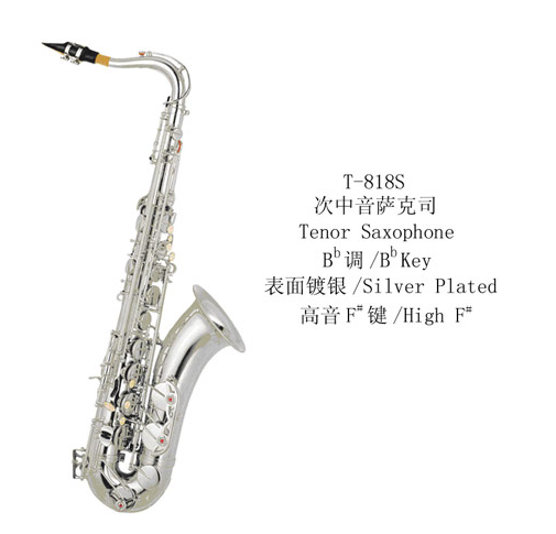 Professor Silver All Size High Quality Tenor Saxophone
