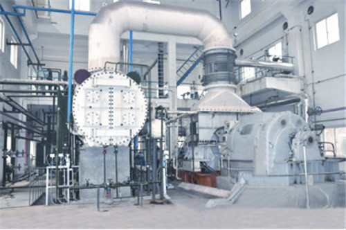 China made high quality steam turbine