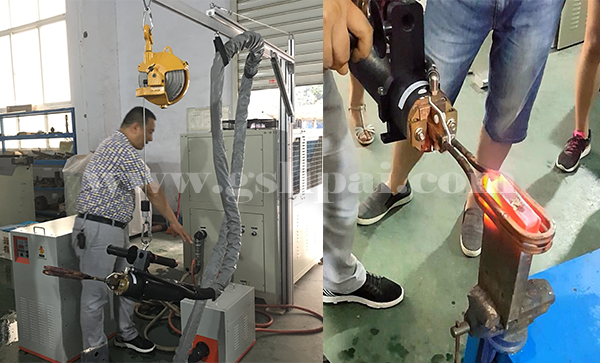 Portable Handheld Induction Welding Machine