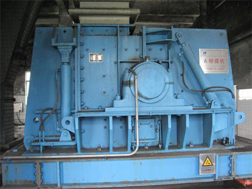 High quality power plant used crusher with stable and reliable performance