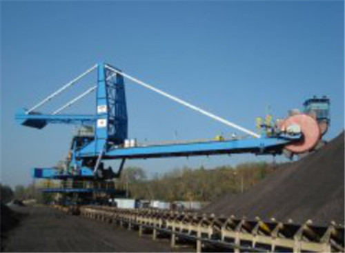 High quality bucket wheel stacker reclaimer with stable and reliable performance