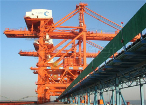 Widely used China made ship unloader