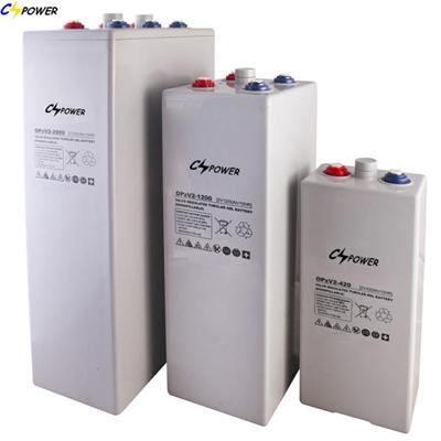 Opzv Battery 2V250ah China Factory Outlet Opzv2-250