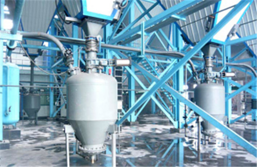 China made high quality pneumatic conveying device