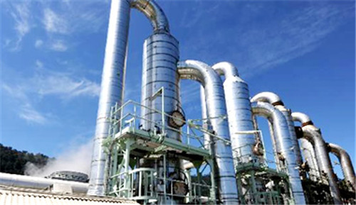 Professional EPC service for geothermal power generation