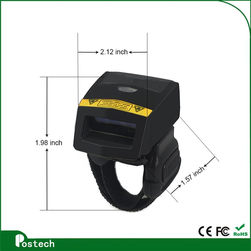 FS02 2D smallest CMOS android barcode reader for supermarket and library