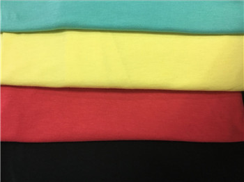 COMBING COTTON SPANDEX JERSEY FABRIC MANUFACTURER