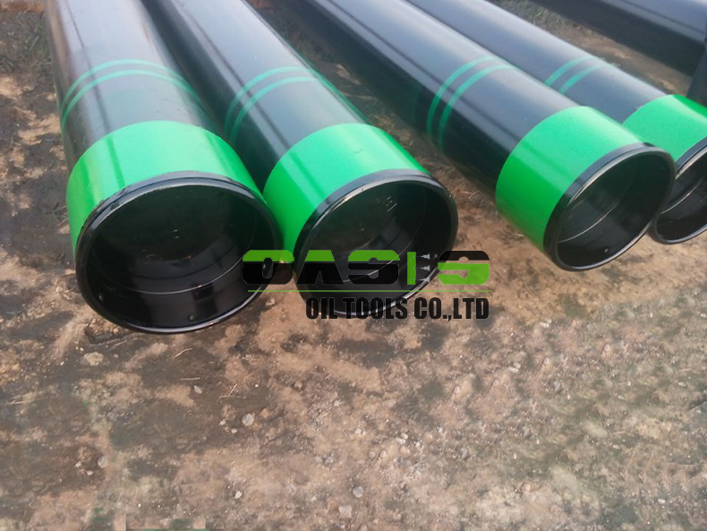 Manufacture API 5CT/ISO9001 Seamless Casing for Drilling