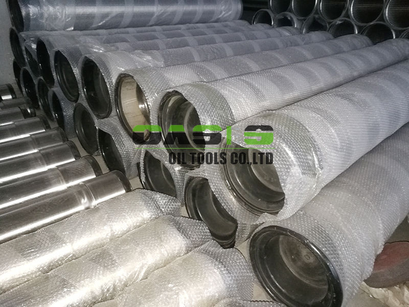 Hot Stainless Steel Water Wire Filter Pipe Screen Pipeline