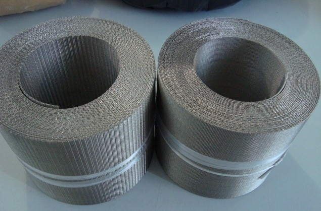 good retention finer filtration stainless steel reverse dutch weave wire mesh
