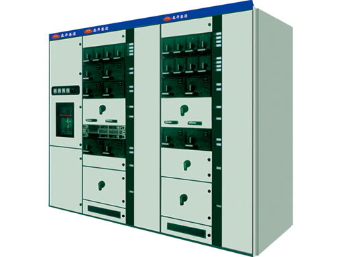 LV Drawout Cabinet with rated operation voltage up to 660V and rated current upto 6300A