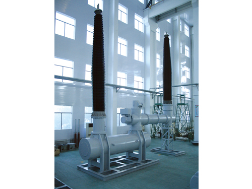 550kv outdoor type three phase Gas Insulated Switchgear GIS
