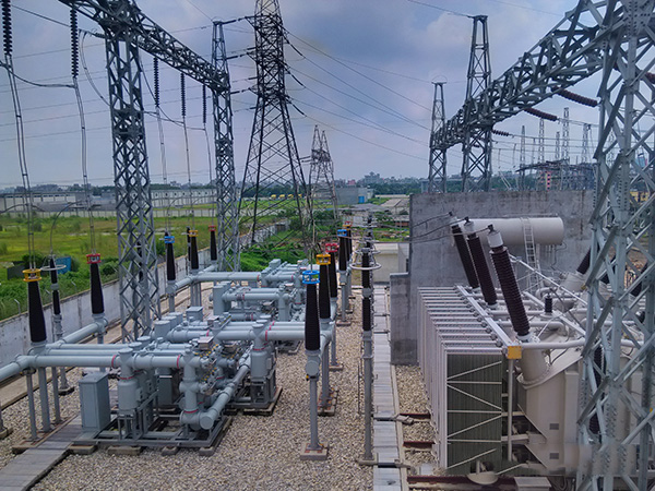 Design, Supply, Erection, Testing & Commissioning of 230/132kV GIS Substation on Turnkey Basis (EPC) contractor