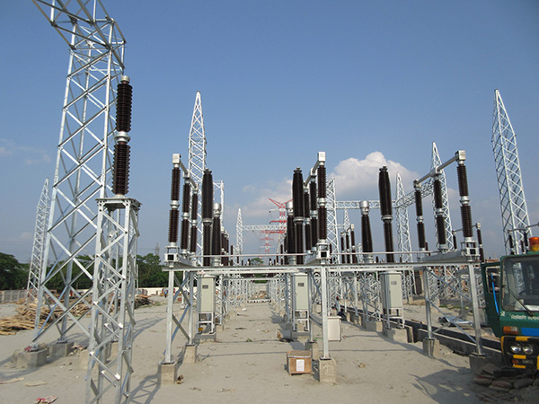 DESIGN,SUPPLY,AND INSTALATION OF 220kV TRANSMISSION LINE AND 220/132kV SUBSTATIONS