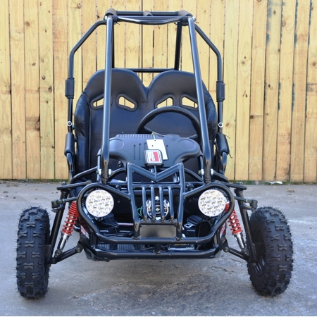 MINI 50 gas off road gas two seat childrens baby buggy