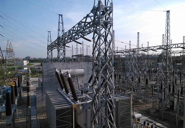 Contractor For 132kV Switchgear and ancillary equipment for Substation(EP)