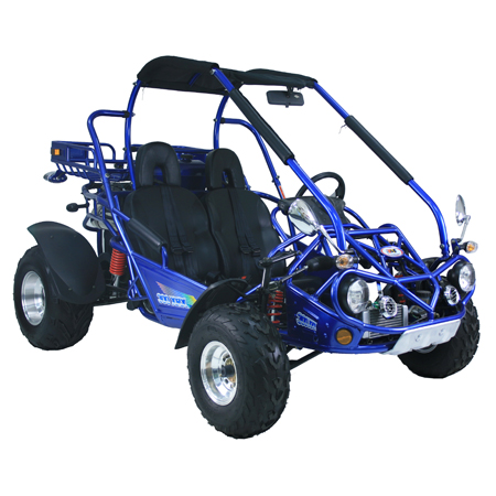 Petrol Road Legal Buggy 300cc Water Cooled Blu