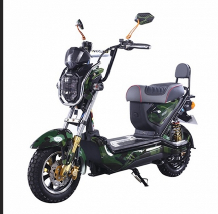 Electric Powered Motor Scooter For Adults Manufacture  Brand: XTM