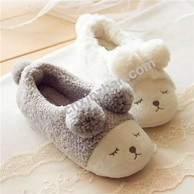Animal Slippers Shoes Winter For Babies, Kids, Infants, Children Plush Soft On Sale