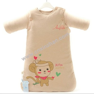 Baby Sleeping Bag | Pajamas With Split, Sperate Legs And Arms Pretty, Cute Cartoon Customized