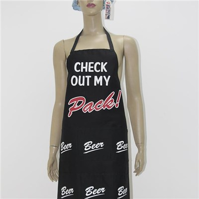 Kitchen Aprons for Custom Design Digital Printed Cotton Cooking  Design Your Own Apron
