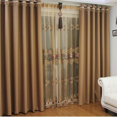 Cotton Curtains with Cheap in Good Quality in Modern  For Hotels for Hot Selling Bulk Purchase