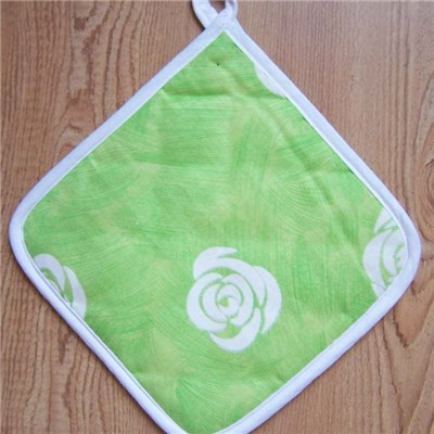 Pot Holder for New Good Beautiful Best Teflon and 100% Cotton Material