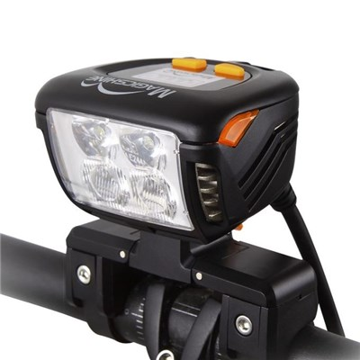 Eagle F3 Rechargeable Mountain Bike Headlamp, Brightest Front Led Lights For Bikes