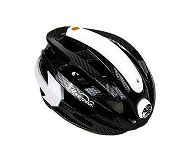 MJ-898 Bike Helmet With Built In Led Rear Lights For Road Cyclists