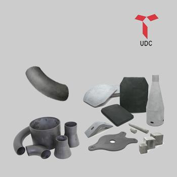 Silicon Carbide Materials Reaction Sintering Ceramic Special Shaped and Linings Parts