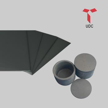 Silicon Carbide Plates and Batts Crucible Temperature Conductivity Reaction Sintering for Ceramic Furnace or Kiln Furniture Materials