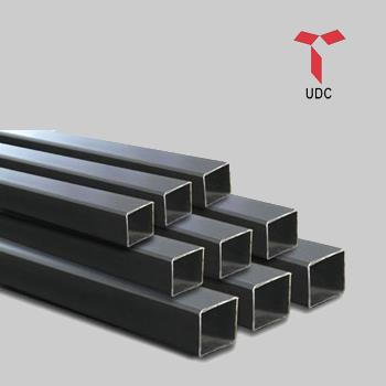 Silicon Carbide Beam Square Pipe Superior Load Bearing and High Temperature Resistant Hardness for Ceramic Shuttle Kiln Furniture