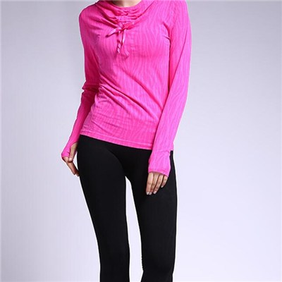 Fitness Clothes To Wear In Gym Athletic Long Sleeve Hoodies Zip Up For Gym Workouts Sports