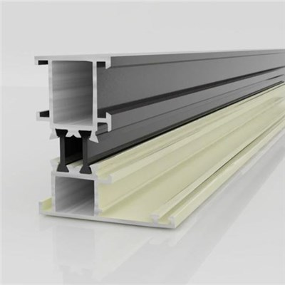 Aluminum Profile Aluminium Extrusion Profile For Window And Door Frame