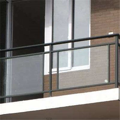 Aluminium Extruded Profile Extrudate Construction Profile Of Fence And Handle