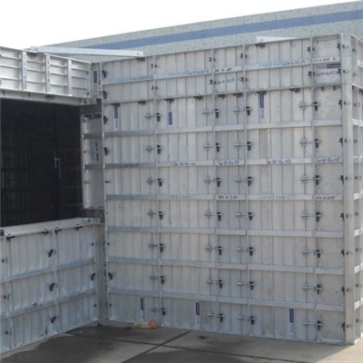 Aluminium Formwork System Alloy Aluminum A6061-T6 6000 Series for Form Work Designs