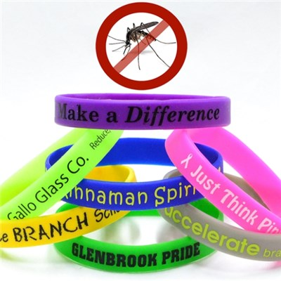 Mosquito Wristbands