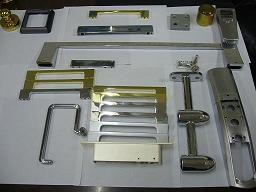Metal Stamping Parts / Punched Parts / Bending Manufacture