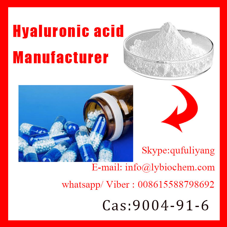 Hot Selling Hyaluronic Acid in Health&Medical