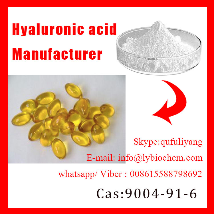 Hyaluronic acid medical grade/hyaluronic acid 99%