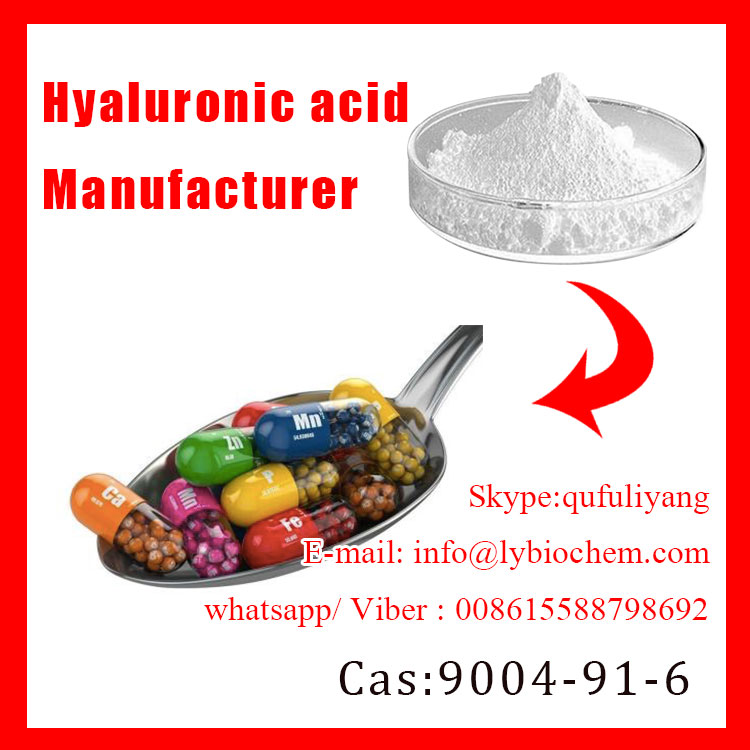 manufacturer supply sodium hyaluronate with cheap price