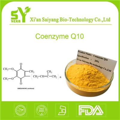 Organic water soluble coenzyme  Q10/Reduced CoQ10