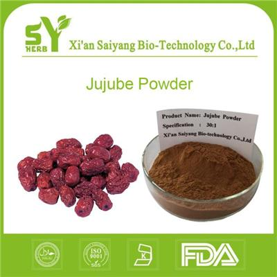 Organic Jujube Fruit Concentrate Instant Powder