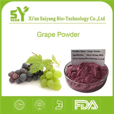 Organic Freeze Dried Grape Juice Powder